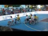 Motivation Romania - 3x3 EuroTour Romania 2016 - Wheelchair Basketball