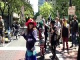May Day 2013 - Unpermitted March, Portland, OR Part 3