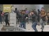 Migrants Clash With Police In Bulgaria