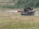 M1 Abrams Tank Gunnery HQ Amazing Footage