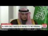 NEW: Wolf Blitzer To Saudi FM: Is Saudi Arabia Pursuing A Nuclear Weapon?