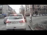 Never Walk Nor Stand Near A Road In Russia