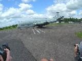 Nimrod MR2 And Victor Full Power Taxi Runs At Bruntingthorpe
