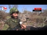 NDF Fighters Show Newly Liberated Areas In Latakia Province
