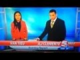 News Anchor Cursing On Air Gets Fired On First Day