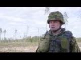 NATO: Live Fire Exercises In Estonia