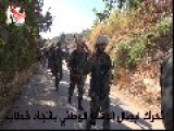 National Defence Force And Syrian Army Advancing In Northern Hamah
