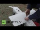 New Russian Orlan-10 Drone