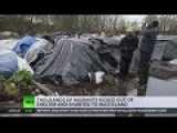 NEW JUNGLES AND RIOTING BECAUSE UK HAS OPEN BORDER