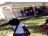 Nasty Altercation Erupts At A Post Office In Martinique
