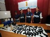 Ninety Arrests Made In Under Cover Italian Mafia Raid