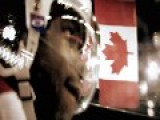 NHL - Canadiens Vs Leafs... Luciano Pavarotti Nessun Dorma Hockey Night In Canada Opening