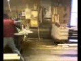 Never Stand Behind A Table Saw - Potato Cam Version