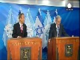Netanyahu Warns Ban Ki-moon Premature Recognition Of Palestinian Territories Could Damage Peace Prospects