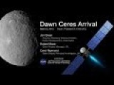 NASA Dawn Spacecraft Begin Orbiting Dwarf Planet Ceres In The Asteroid Belt