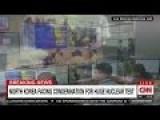 North Korea Detonates A Fifth Nuclear Test