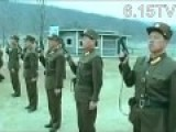 North Korean Soldier Can Withstand Hit With Hammer In Belly