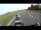 Near Miss - Narrowly Avoiding Oncoming Vehicle In My Lane