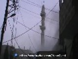 New National Sport In Syria- Take Down The Minaret
