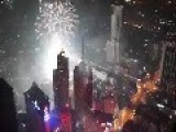 New Year In Manila.. Like A WarZone