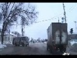 Nice Reaction From Driver In Russia