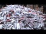 New Video From Syria Shows Brave Men Completely Destroying Dangerous Cigaretes