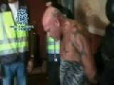 Naked UK Fugitive Found In Villa Panic Room