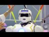 NASA Robot Is Surprisingly Lifelike