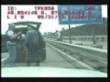 NJ State Trooper Hiltler Pulls Gun On Under Cover County Cop