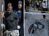 NO VIDEO: Gunman Tackled By Bystander After Opening Fire In Brooklyn