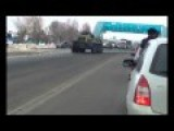New Armored Convoy Traveling From Russia To Ukraine