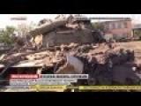 News Report From Militia Tank Repair Shop