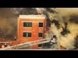 New York City Buildings Collapse After Gas Blast In East Harlem