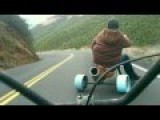 Nor Cal Drift Trike Session - Old Priest Grade