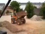 Nice Move With The Tractor