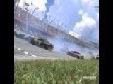 NASCAR Crash During Lap 20 Of Coke Zero 400 At Daytona International Speedway