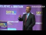 Nigel Farage Questions And Answers On The Paris Terror Attacks
