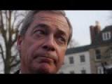 Nigel Farage Interview - Sleaford