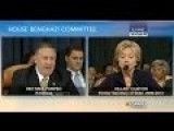 New CIA Director Mike Pompeo Vs Hillary Clinton At Benghazi Hearing