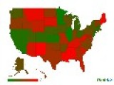 New Study Confirms Red States Take More From The Federal Government Than Blue States