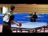 No Arms, No Probelmo, Double Amputee Table Tennis Champ