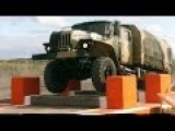 New Russian Weapons 2015 - Badass Russian Military Trucks