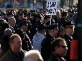 NYPD Officer Ramos Funeral. RIP Officer