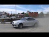 NEW 2014 - Chechen Mafia In A BMW M5 DRIFT