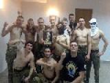 Nazi's In Ukraine ? No Way Bro . Not In Azov Battalion That Is For Sure