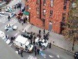 New Video Showing The Aftermath Of NYPD Officers Execution