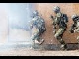 NATO Forces In Heavy Combat Action Firefights And Clashes Simulation