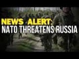 NATO Threatens Russia Amidst LIVE Fire Military Exercises
