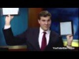 News Anchor Dances During Break, Fails To Impress Co-anchor