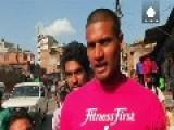 Nepal Earthquake: Panic In Kathmandu As Locals Attempt Mass Exodus